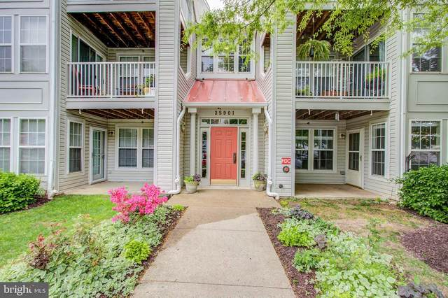 25901 Ridge Manor Drive 7000-D, DAMASCUS, MD 20872 (#MDMC755682) :: Murray & Co. Real Estate