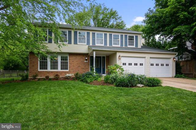 7524 Candytuft Court, SPRINGFIELD, VA 22153 (#VAFX1197222) :: Pearson Smith Realty