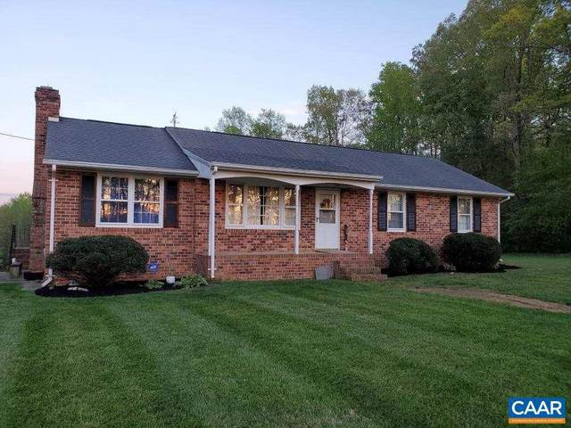 356 Spring Road, MINERAL, VA 23117 (#616785) :: The Putnam Group