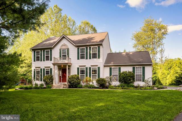 3116 Bunker Drive, ELLICOTT CITY, MD 21042 (#MDHW293864) :: The Riffle Group of Keller Williams Select Realtors