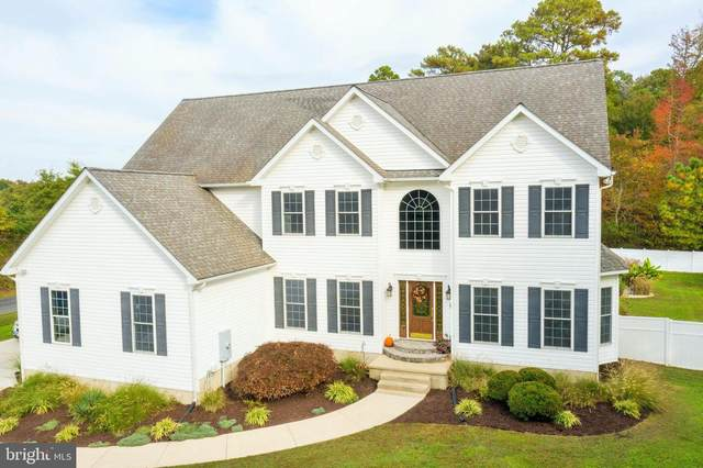 101 Whispering Pine Court, STEVENSVILLE, MD 21666 (MLS #MDQA147572) :: Maryland Shore Living | Benson & Mangold Real Estate