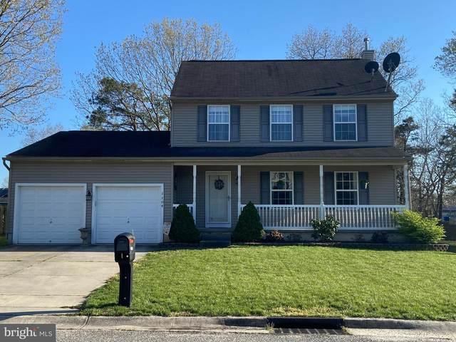 1104 Robin Terrace, MILLVILLE, NJ 08332 (#NJCB132590) :: The Lutkins Group