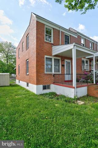 3713 Clarenell Road, BALTIMORE, MD 21229 (#MDBA548988) :: Dart Homes