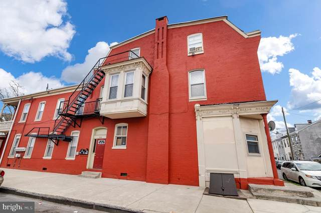 1059 Moss Street, READING, PA 19604 (#PABK376762) :: Iron Valley Real Estate
