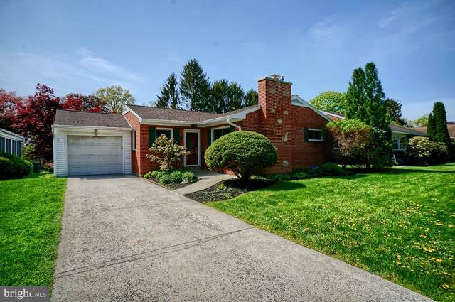 17 Country Club Pl W, CAMP HILL, PA 17011 (#PACB134436) :: TeamPete Realty Services, Inc