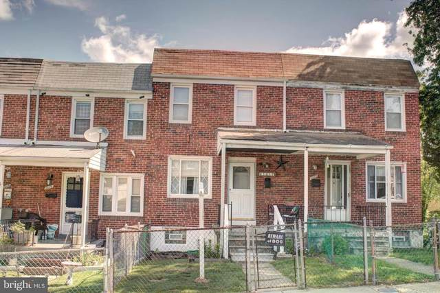 1017 Wilmington Avenue, BALTIMORE, MD 21223 (#MDBA548992) :: The Team Sordelet Realty Group