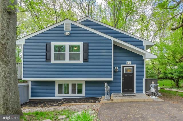 133-A Lee Drive, ANNAPOLIS, MD 21403 (#MDAA466604) :: Network Realty Group