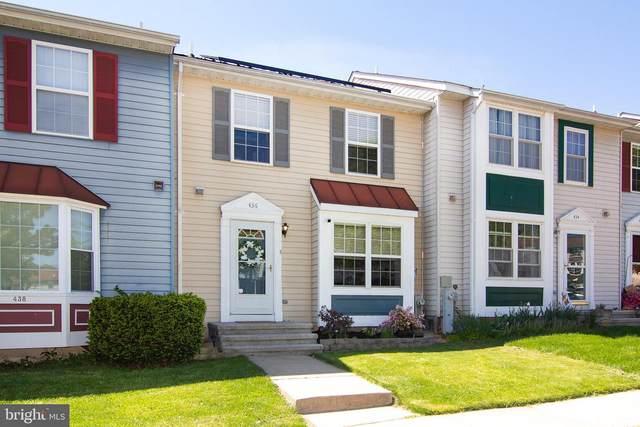 436 Spalding Court, WESTMINSTER, MD 21158 (#MDCR204152) :: Dart Homes