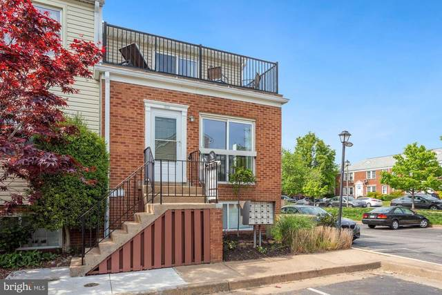 90 N Bedford Street 90B, ARLINGTON, VA 22201 (#VAAR180568) :: The Riffle Group of Keller Williams Select Realtors