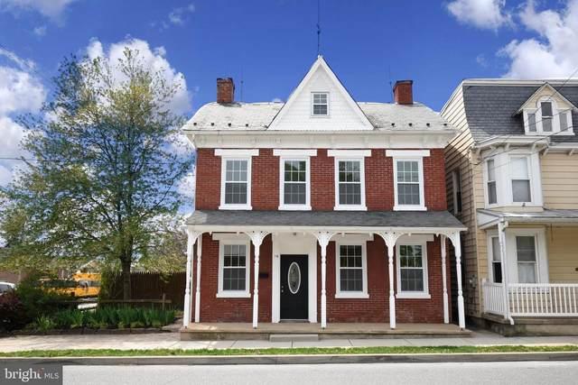 18 N Main Street, DOVER, PA 17315 (#PAYK157394) :: Flinchbaugh & Associates