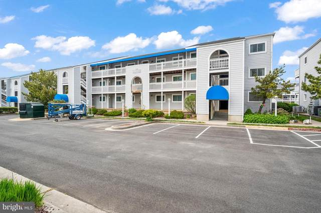 12301 Jamaica Avenue H22504, OCEAN CITY, MD 21842 (#MDWO122072) :: CoastLine Realty