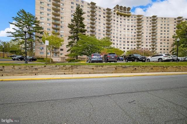 1121 W University Boulevard 1218-B, SILVER SPRING, MD 20902 (#MDMC755716) :: Corner House Realty