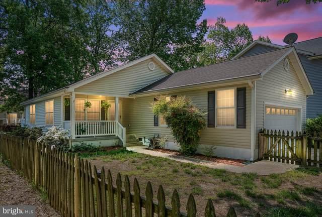 18 2ND Street, COLONIAL BEACH, VA 22443 (#VAWE118308) :: Corner House Realty