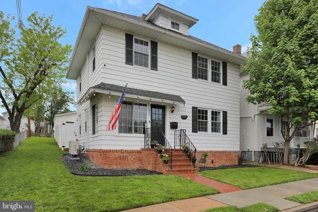 829 View Street, HAGERSTOWN, MD 21742 (#MDWA179384) :: AJ Team Realty
