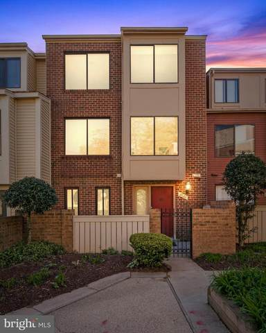 18620 Nathans Place, MONTGOMERY VILLAGE, MD 20886 (#MDMC755734) :: Dart Homes