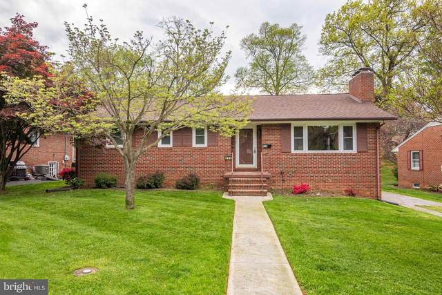 954 S Marshall Street, FRONT ROYAL, VA 22630 (#VAWR143484) :: ExecuHome Realty