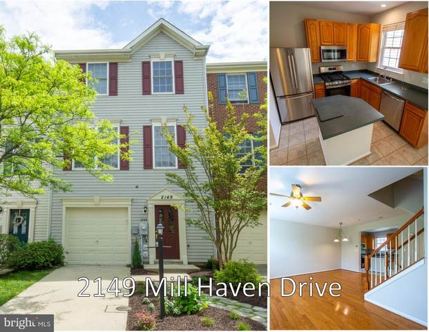 2149 Millhaven Drive 14-149, EDGEWATER, MD 21037 (#MDAA466630) :: Jacobs & Co. Real Estate