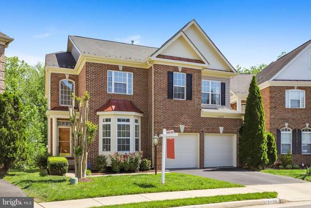 7238 Lyndam Hill Circle, LORTON, VA 22079 (#VAFX1197418) :: Crews Real Estate