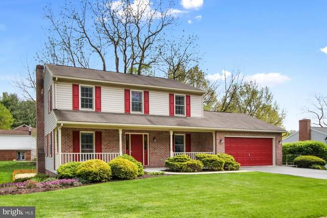 119 Townsend Court, YORK, PA 17402 (#PAYK157414) :: Iron Valley Real Estate