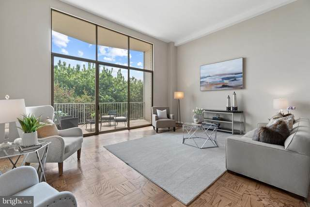 1200 N Nash Street #240, ARLINGTON, VA 22209 (#VAAR180588) :: Dart Homes