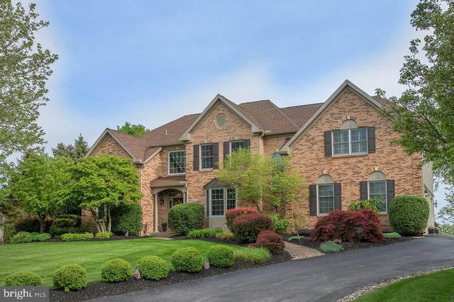 705 Yarmouth Drive, WEST CHESTER, PA 19380 (#PACT535088) :: Murray & Co. Real Estate