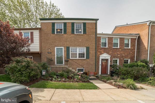 122 Gold Kettle Drive, GAITHERSBURG, MD 20878 (#MDMC755814) :: Murray & Co. Real Estate