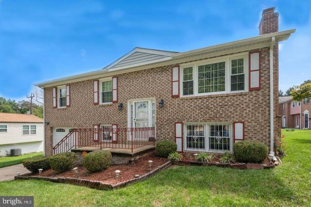 3802 Swann Court, SUITLAND, MD 20746 (#MDPG604826) :: LoCoMusings