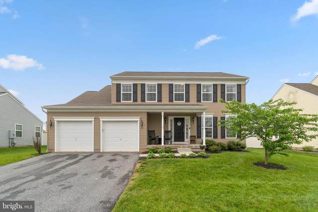 118 Water Run Street, TANEYTOWN, MD 21787 (#MDCR204160) :: ExecuHome Realty