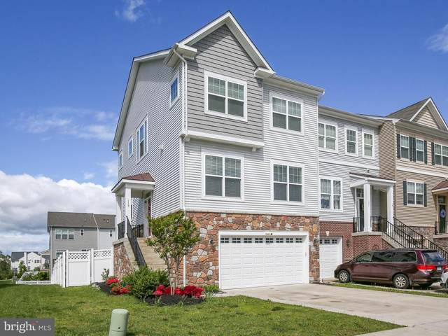 119 Kingsley Drive, WINCHESTER, VA 22602 (#VAFV163794) :: ExecuHome Realty