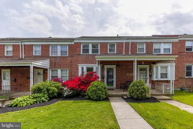 219 Ridge Avenue, TOWSON, MD 21286 (#MDBC527416) :: The Dailey Group
