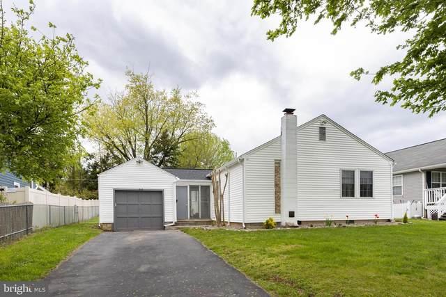312 Edgemont Terrace, MARTINSBURG, WV 25401 (#WVBE185664) :: The Team Sordelet Realty Group