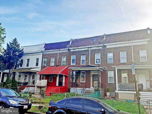 4904 Cordelia Avenue, BALTIMORE, MD 21215 (#MDBA549078) :: Dart Homes