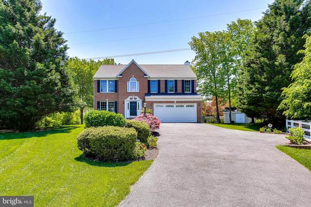 8247 Spring Branch Court, LAUREL, MD 20723 (#MDHW293906) :: Bruce & Tanya and Associates