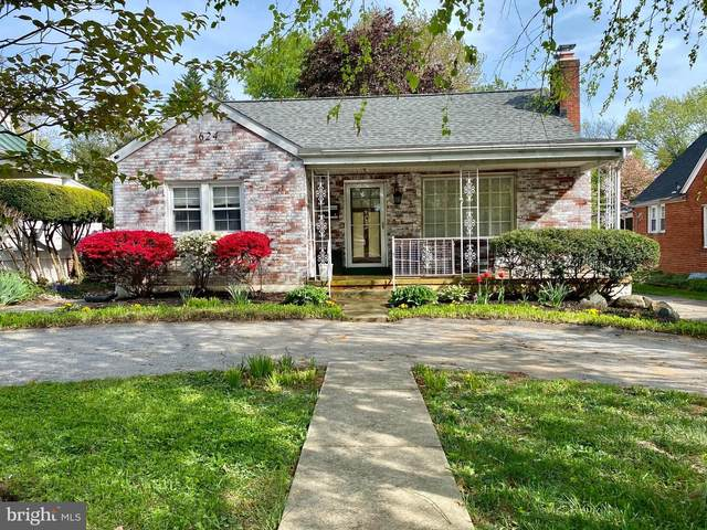 624 Lee Place, FREDERICK, MD 21702 (#MDFR281710) :: Corner House Realty
