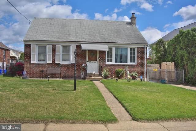 2127 Fulmer Street, PHILADELPHIA, PA 19115 (MLS #PAPH1012242) :: Kiliszek Real Estate Experts