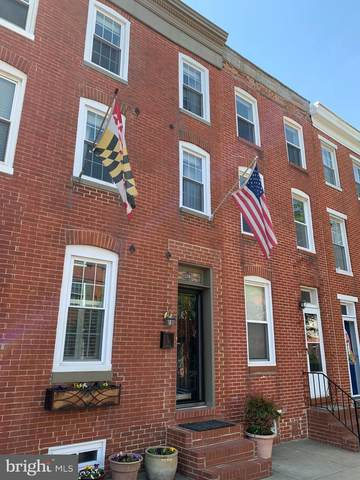 1218 Riverside Avenue, BALTIMORE, MD 21230 (#MDBA549094) :: ExecuHome Realty