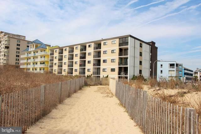 5907 Atlantic Avenue #203, OCEAN CITY, MD 21842 (#MDWO122094) :: Bic DeCaro & Associates
