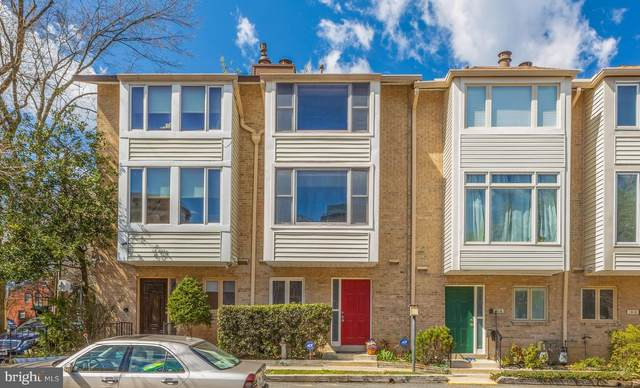 1812 N Ode Street, ARLINGTON, VA 22209 (#VAAR180624) :: John Lesniewski | RE/MAX United Real Estate