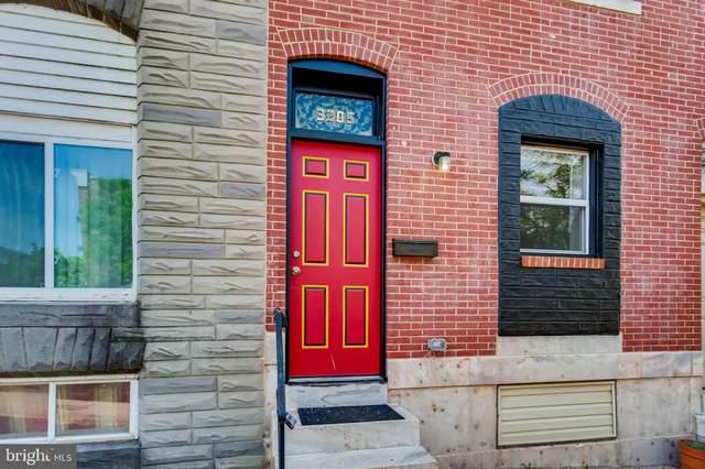 3205 E Pratt Street, BALTIMORE, MD 21224 (#MDBA549096) :: Corner House Realty