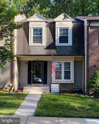 14447 Four Chimney Drive, CENTREVILLE, VA 20120 (#VAFX1197554) :: Grace Perez Homes