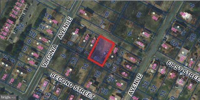 Lot 5-6 First Street, CULPEPER, VA 22701 (#VACU144348) :: A Magnolia Home Team