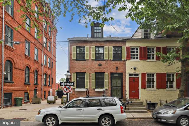 913 Tyson Street, BALTIMORE, MD 21201 (#MDBA549100) :: Jacobs & Co. Real Estate