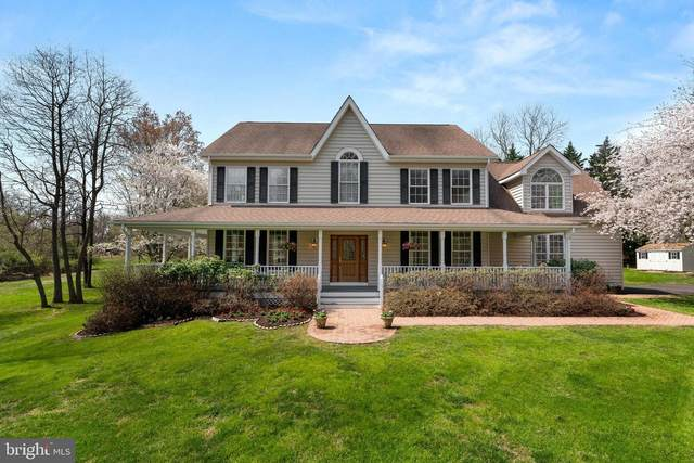 2161 Mckendree Road, WEST FRIENDSHIP, MD 21794 (#MDHW293916) :: New Home Team of Maryland