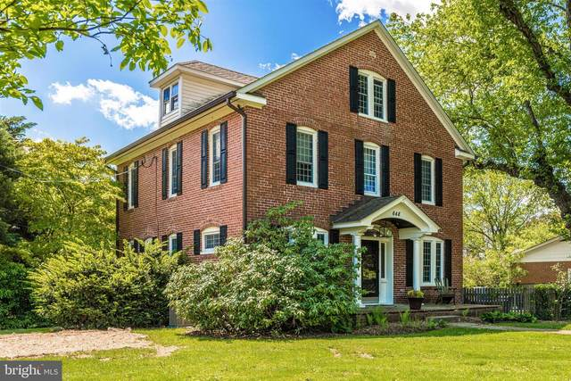 648 Wilson Place, FREDERICK, MD 21702 (#MDFR281720) :: The Redux Group