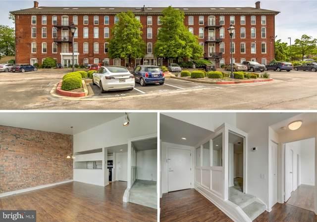 2639 Boston Street #318, BALTIMORE, MD 21224 (#MDBA549104) :: Jim Bass Group of Real Estate Teams, LLC
