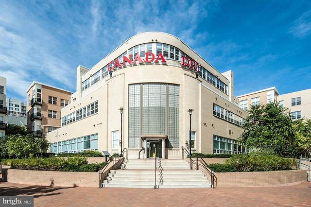 1201 East West Highway #343, SILVER SPRING, MD 20910 (#MDMC755886) :: Corner House Realty