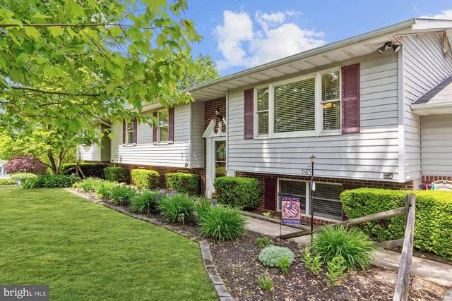 5220 Stone Mill Court, SYKESVILLE, MD 21784 (#MDCR204178) :: The Redux Group