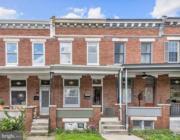 3962 Falls Road, BALTIMORE, MD 21211 (#MDBA549110) :: ExecuHome Realty