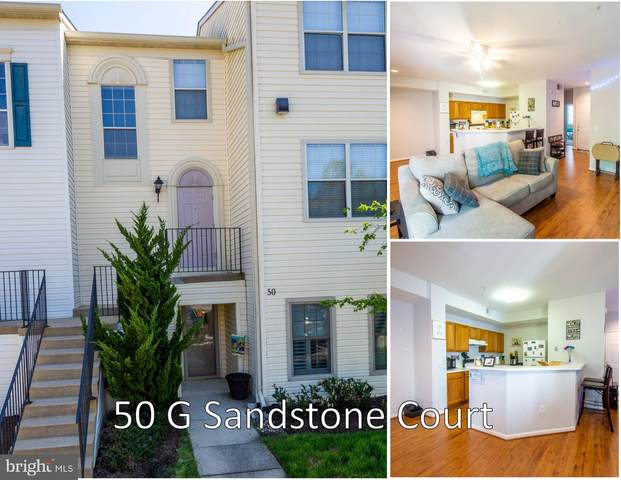 50-G Sandstone Court, ANNAPOLIS, MD 21403 (#MDAA466708) :: Dart Homes