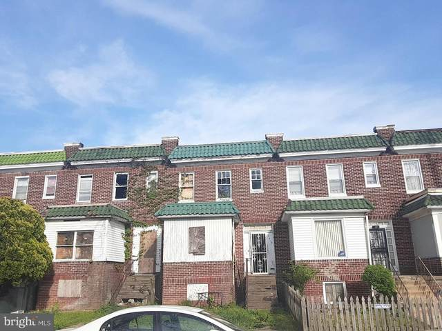 3419 Saint Ambrose Avenue, BALTIMORE, MD 21215 (#MDBA549116) :: ExecuHome Realty